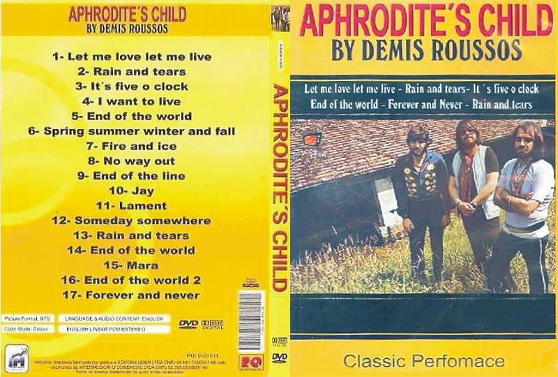 Aphrodite's Child by Demis Roussos